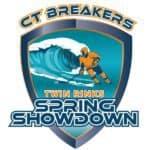 CT Breakers Twin Rinks Showdown Logo