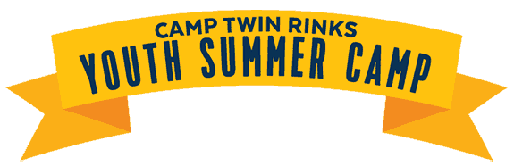 Camp Twin Rinks Youth Summer Camp Banner